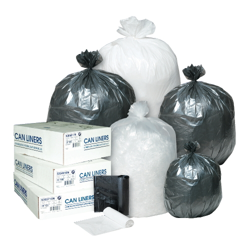 Various can/trash liners